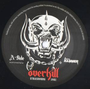 "Motörhead: Live And Unreleased - Overkill & Bomber (7"") - Bild 3"