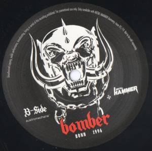 "Motörhead: Live And Unreleased - Overkill & Bomber (7"") - Bild 4"