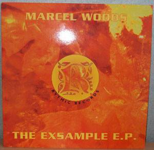 Cover - Marcel Woods: Exsample E.P., The