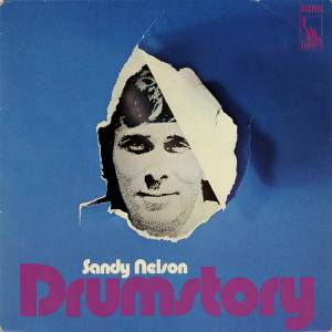 Cover - Sandy Nelson: Drumstory