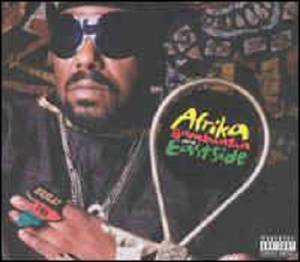 Cover - Petey Pablo: Afrika Bambaataa ‎– Eastside