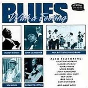 Cover - Reverend Robert Wilkins: Blues With A Feeling