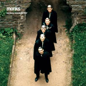 Cover - Monks, The: Hamburg Recordings 1967