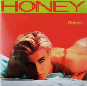 Cover - Robyn: Honey