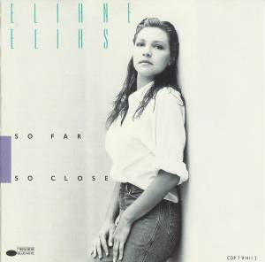 Cover - Eliane Elias: So Far So Close