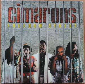 Cover - Cimarons, The: Freedom Street