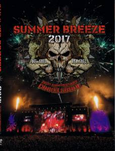 Cover - Aversions Crown: Summer Breeze 2017