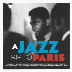 Cover - Kenny Clarke's Sextet: Jazz Trip To Paris, A