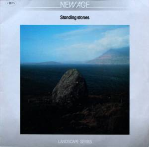 Cover - Tom Newman: Standing Stones
