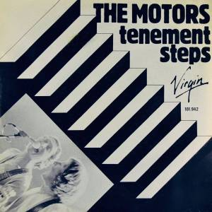 Cover - Motors, The: Tenement Steps