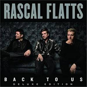 Cover - Rascal Flatts: Back To Us