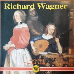 Richard Wagner: Richard Wagner - Cover