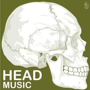 Cover - Temple Music: Head Music
