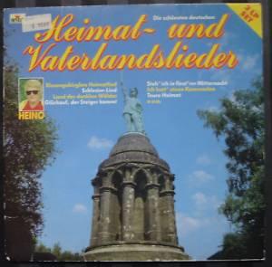 Die Schonsten Deutschen Heimat Und Vaterlandslieder 2 Lp Von Heino