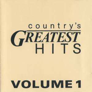 Cover - Gary Fjellgaard: Country's Greatest Hits, Volume 1
