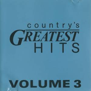 Cover - Freddy Fender: Country's Greatest Hits, Volume 3