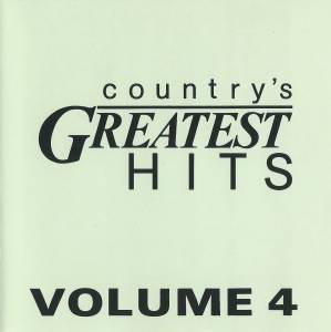 Cover - Freddy Fender: Country's Greatest Hits, Volume 4