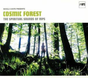 Cover - Michael Naura Quartett: Cosmic Forest - The Spiritual Sounds Of Mps