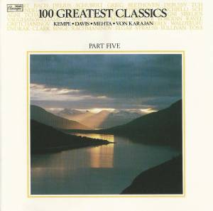 Cover - Carl Zeller: 100 Greatest Classics Part Five