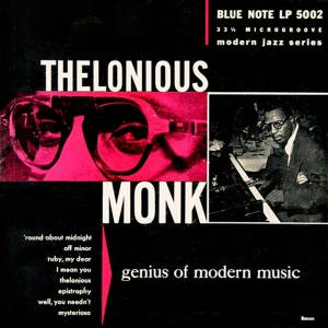 Cover - Thelonious Monk: Genius Of Modern Music