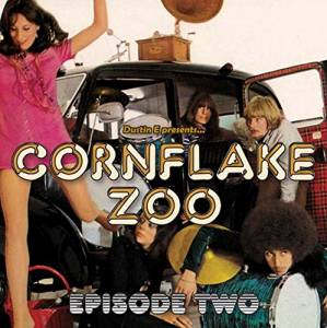 Cover - Jess & James: Cornflake Zoo Episode Two