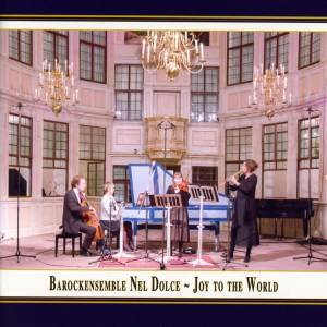 Cover - Nicola Matteis: Barockensemble Nel Dolce: Joy To The World