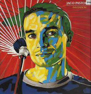 Cover - Jaco Pastorius: Invitation
