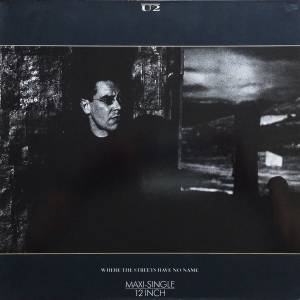 "U2: Where The Streets Have No Name (12"") - Bild 1"