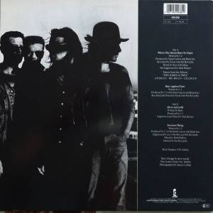 "U2: Where The Streets Have No Name (12"") - Bild 2"