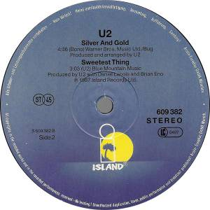 "U2: Where The Streets Have No Name (12"") - Bild 4"