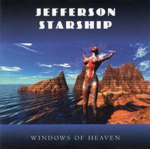 Cover - Jefferson Starship: Windows Of Heaven