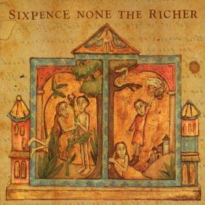 Cover - Sixpence None The Richer: Sixpence None The Richer