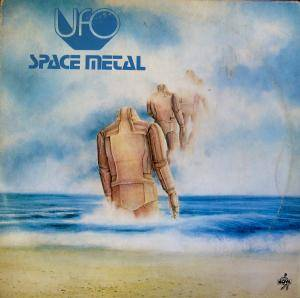 UFO: Space Metal - Cover