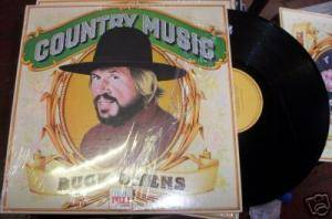 Cover - Buck Owens: Country Music