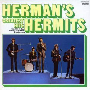 Herman's Hermits: Greatest Hits (EMI) - Cover