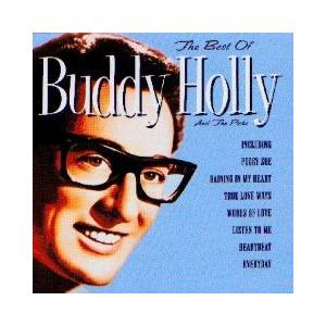 Buddy Holly: Best Of, The - Cover