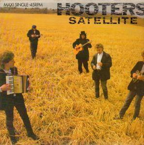 The Hooters: Satellite - Cover