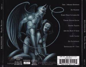 Belphegor: Lucifer Incestus (CD) - Bild 2