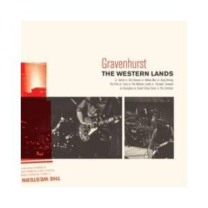 Cover - Gravenhurst: Western Lands, The