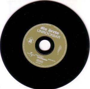 Die Ärzte: Unrockbar (Single-CD) - Bild 2