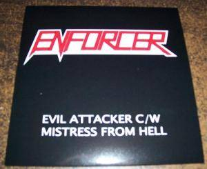 Cover - Enforcer: Evil Attacker