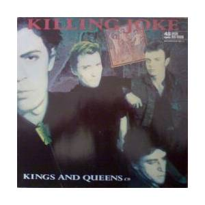 Killing Joke: Kings And Queens - Cover