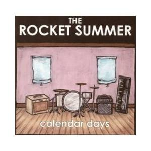 The Rocket Summer: Calendar Days - Cover