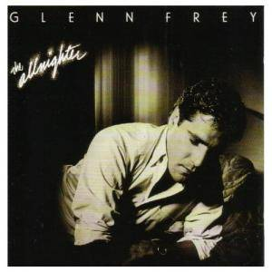 Glenn Frey: Allnighter, The - Cover