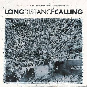 Long Distance Calling: Satellite Bay - Cover