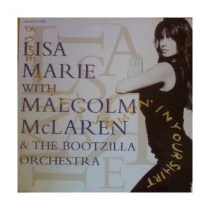 Cover - Malcolm McLaren & The Bootzilla Orchestra: Something's Jumpin' In Your Shirt