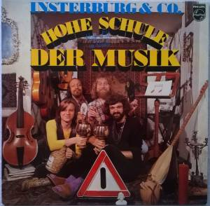 Cover - Insterburg & Co.: Hohe Schule Der Musik