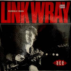Cover - Link Wray: Rumble Man