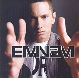 Cover - Eminem: Hands Up