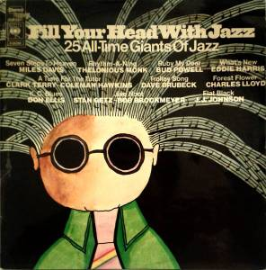 Cover - Bill Evans, Dave Pike: Fill Your Head With Jazz